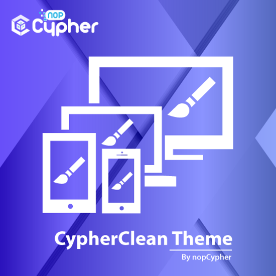 Picture of CypherClean nopCommerce Bootstrap Theme