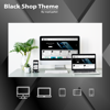 Picture of Black Shop Theme